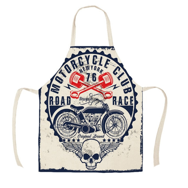 Motorcycle <br /> Apron for Men