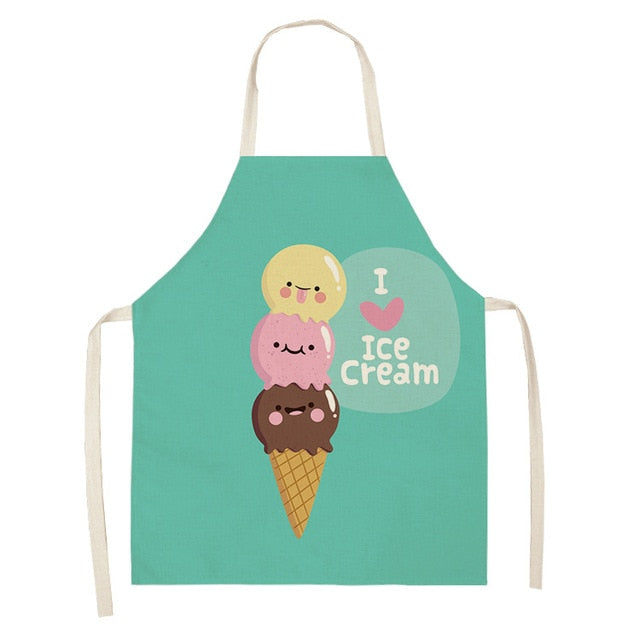 Love Ice Cream <br /> Apron for Kids