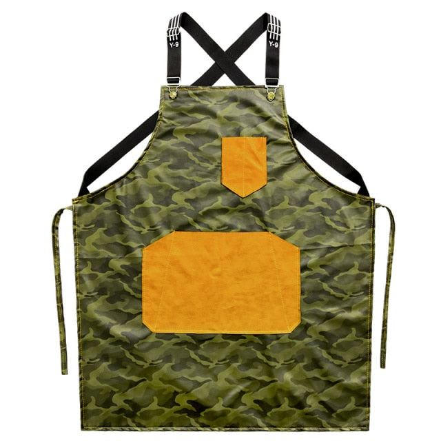 Military <br /> Apron for Men