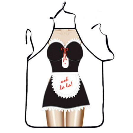 Funny <br /> Sexy Maid Apron