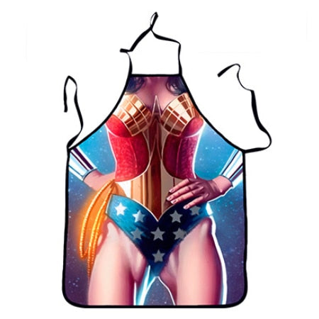 Funny <br /> Wonder Woman Apron