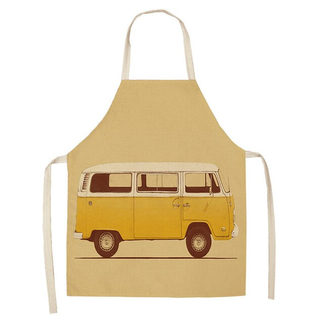 Combi Bus <br /> Apron for Men