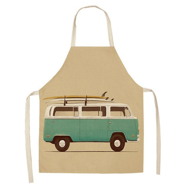 VW Bus <br /> Apron for Men