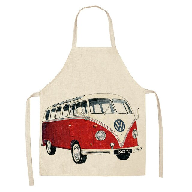 Campervan <br /> Apron for Men