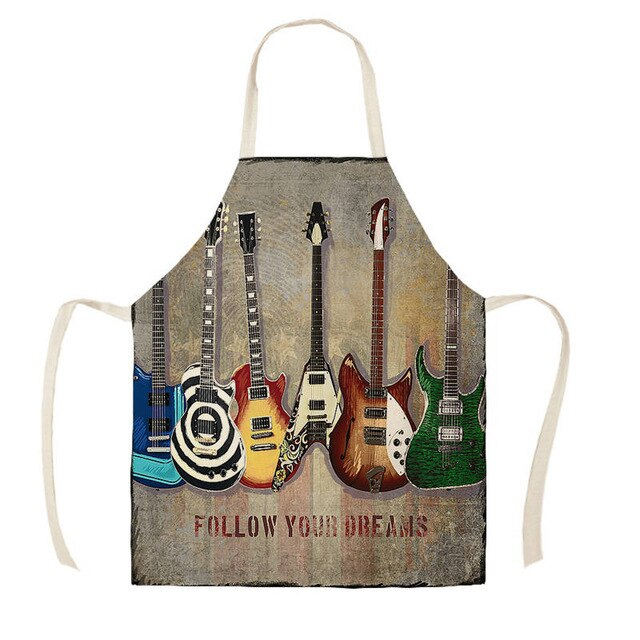 Guitar <br /> Apron for Men