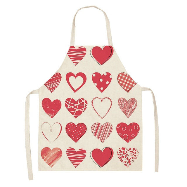 Heart <br /> Apron for Women