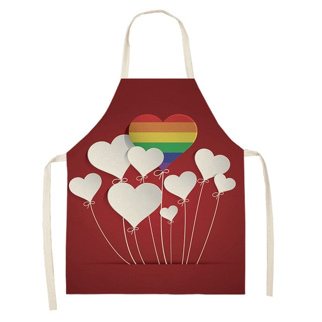 LGBT <br /> Apron for Women