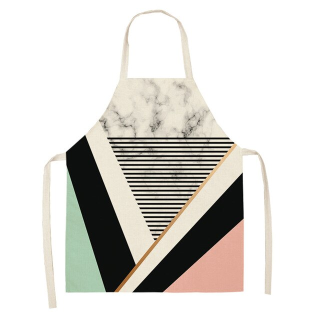 Arty Marble <br /> Apron for Women