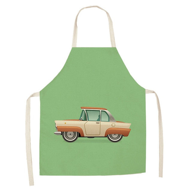 Little Vintage Car <br /> Apron for Men