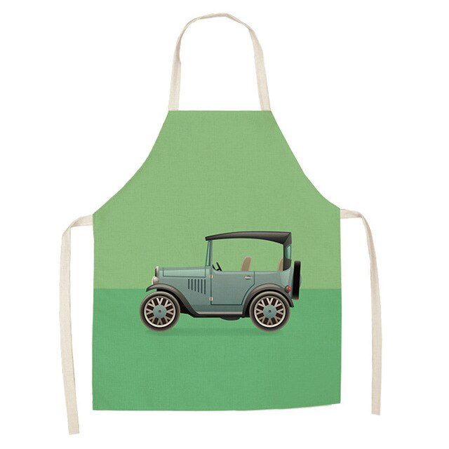 1920s Car <br /> Apron for Men