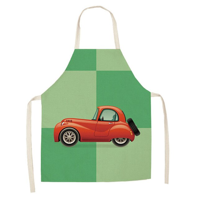 Red Car <br /> Apron for Kids