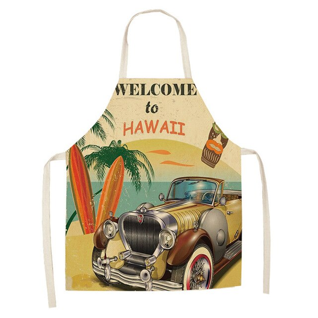 Vintage Hawaii <br /> Apron for Men