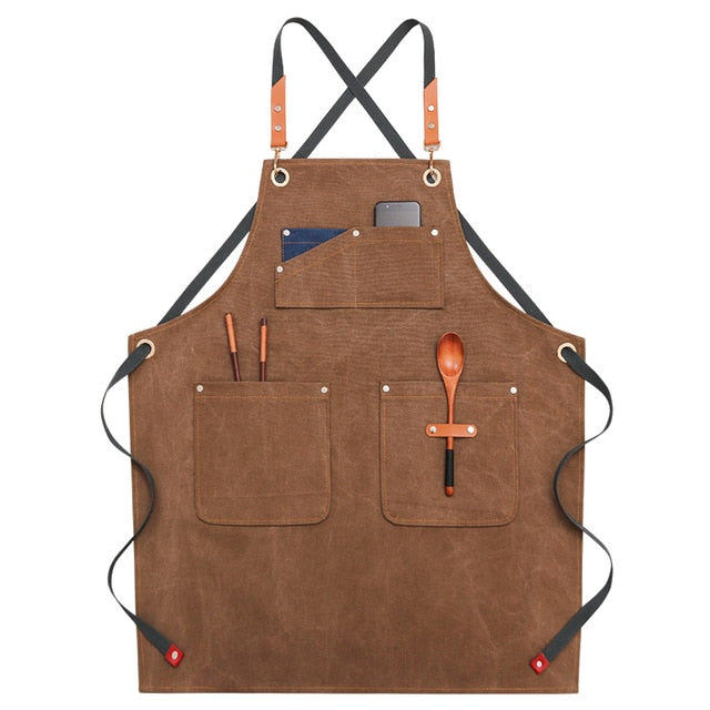 BBQ <br /> Apron for Men