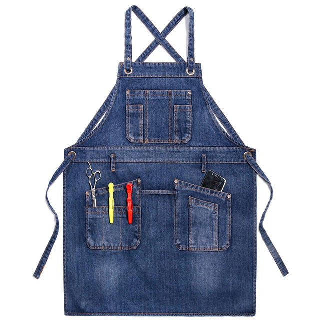 Denim <br /> Chef Apron