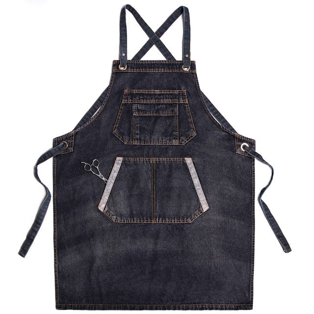 Denim <br /> Work Apron