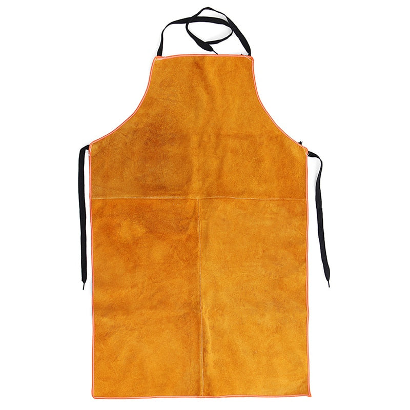 Thick <br /> Leather Apron