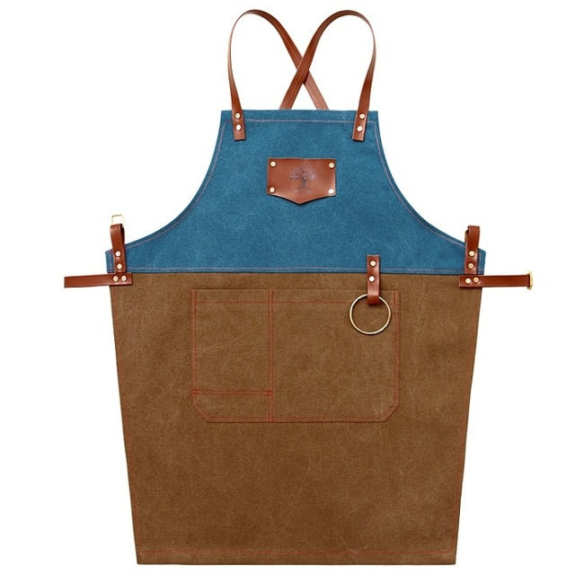 Vintage <br /> Denim Apron