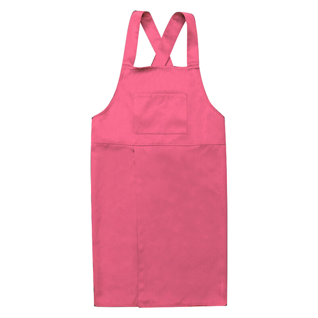 Bright Pink <br /> Japanese Apron