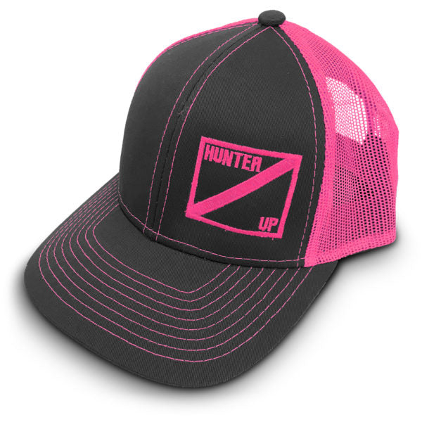 Hunter Up Pink Hat
