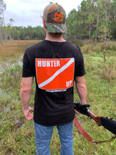 Load image into Gallery viewer, Hunter Up Original Logo Black T-Shirt