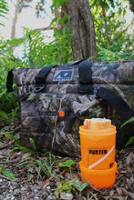 Load image into Gallery viewer, Custom Hunter Up 24 Can Mossy Oak Camo Soft Cooler