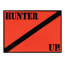 "Load image into Gallery viewer, Hunter Up 4x6"" Decal"