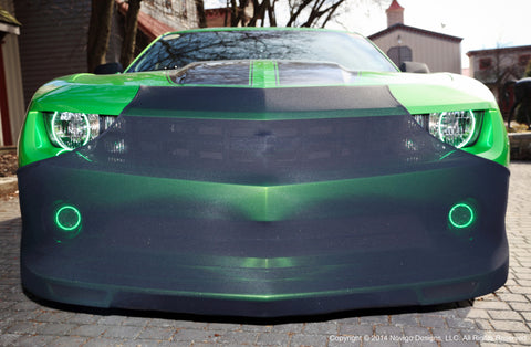 NoviStretch™ 5th Gen Camaro Front Bumper Mask