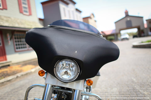 NoviStretch™ Harley-Davidson Fairing Mask