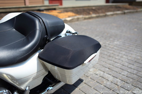 NoviStretch™ Harley-Davidson Hard Bag Lid Covers