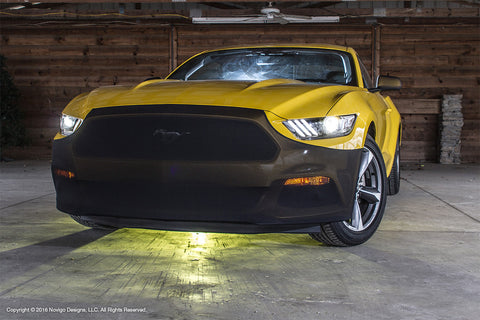 NoviStretch® 6th Gen Mustang Front Bumper Mask