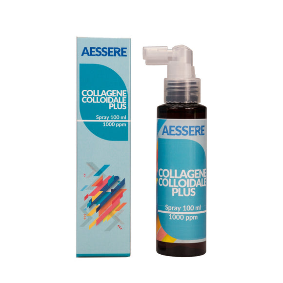 Collagene Colloidale Plus Spray 100 ml 1000 ppm