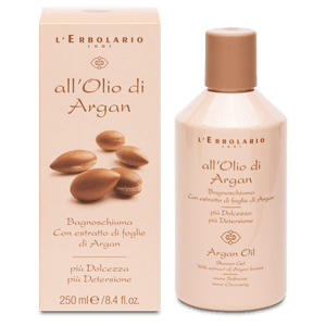 Bagnoschiuma All'Olio di Argan 250 ml