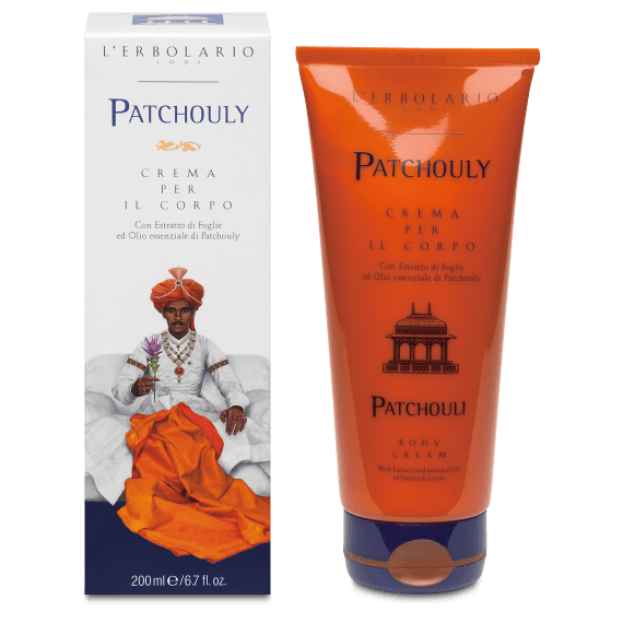 Crema Corpo Patchouly 200 ml