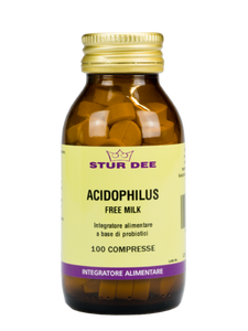 ACIDOPHILUS masticabile 100 cpr.