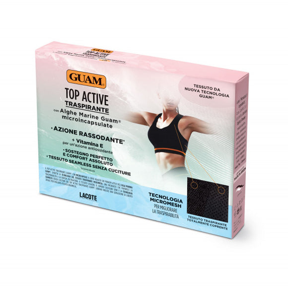 TOP ACTIVE TRASPIRANTE - XS/S