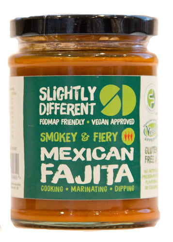 Slightly Different Foods - Mexican Fajita Sauce