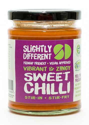 Slightly Different Foods - Sweet Chilli Sauce