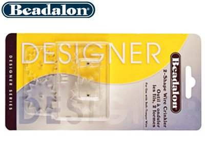 Beadalon 2-shape Wire Crinkler
