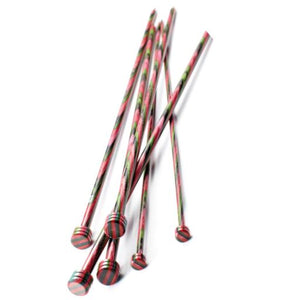 Bergere Birch Knitting Needles 40cm 3.5mm Pair