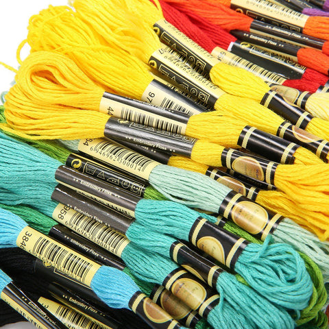 Embroidery Thread Pack of 1
