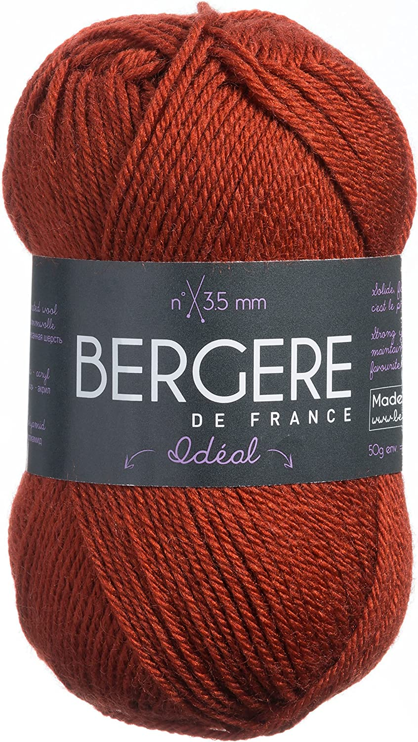 Yarn Bergere Ideal Sequoia