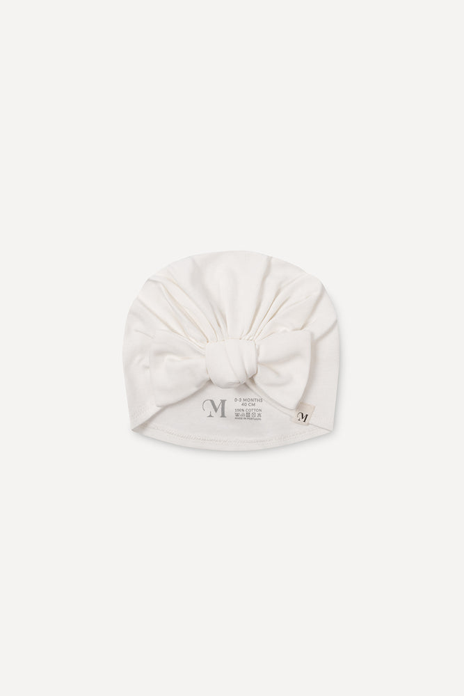 Turban Off White