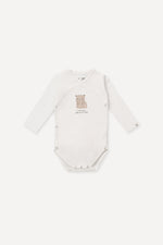 Wrap Body Otter Off White
