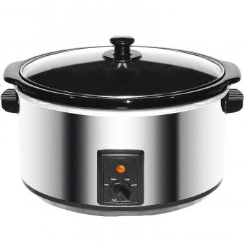 Brentwood Stainless Steel Slow Cooker