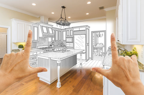 Reviewing your current kitchen