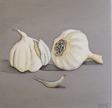 Load image into Gallery viewer, Garlic Study 3