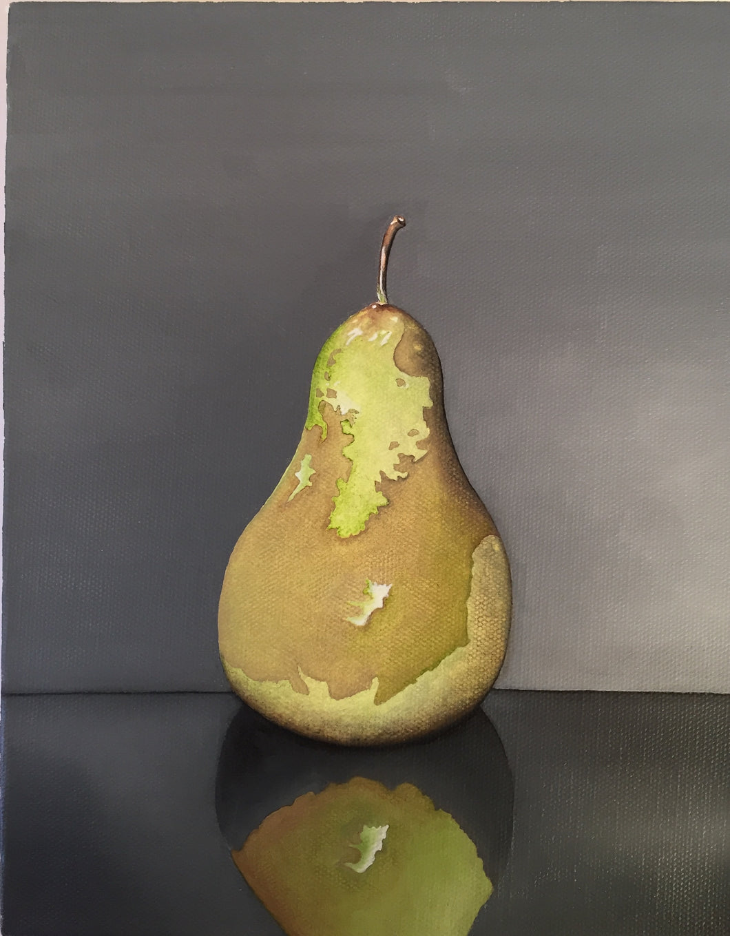 Mirrored Pear