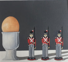 Load image into Gallery viewer, Boiled Egg and Soldiers