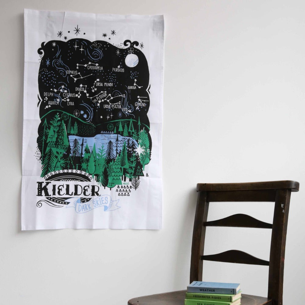 Kielder Tea Towel