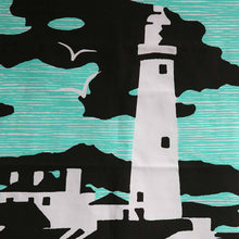 Load image into Gallery viewer, St Mary's Lighthouse Tea Towel
